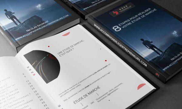 Ebook - 8 étapes pour réaliser une étude de marché